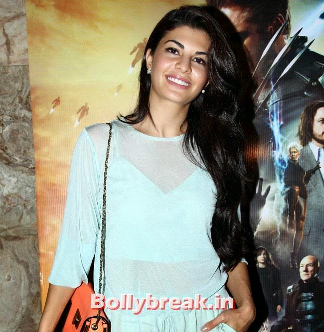 Jacqueline Fernandez, Jacqueline Fernandez, Suzanne Roshan at Special Screening of X Men Days of Future Past