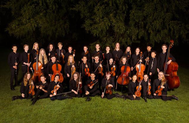 Συναυλία στο Άργος της BlueScope Youth Orchestra και του Μουσικού Σχολείου Αργολίδας
