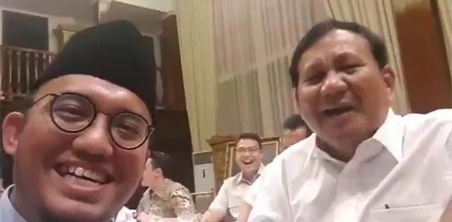 Konsultan Prabowo Bukan dari Rusia, tapi Ala-Ala Bojongkoneng