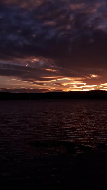 Bygdoy sunset