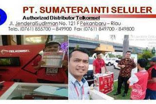 Lowongan Kerja PT. Sumatera Inti Seluler Pekanbaru Maret 2019