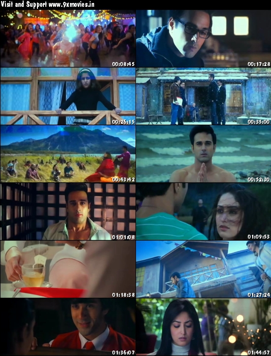 Sanam Re 2016 Hindi pDVDRip XviD 700mb