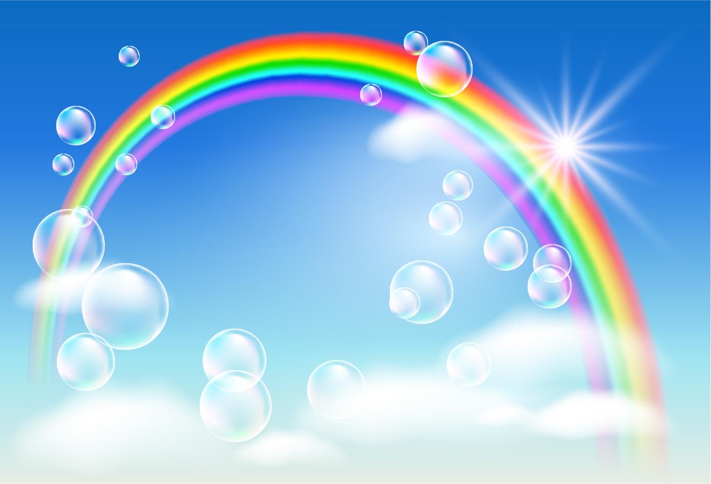 Clipart Rainbow Bridge   Free   Download