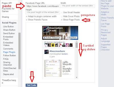 Cara-pasang-fans-page-fb-terbaru-2016-