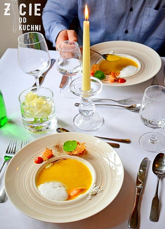 restaurant week, restaurant week polska, restauracja biala roza, lukasz cichy, kapusta charsznicka, zupa, przystawka,krakow, festiwal, zycie od kuchni