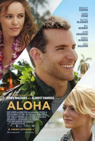 Aloha [2015] [DVDR] [NTSC] [Latino]