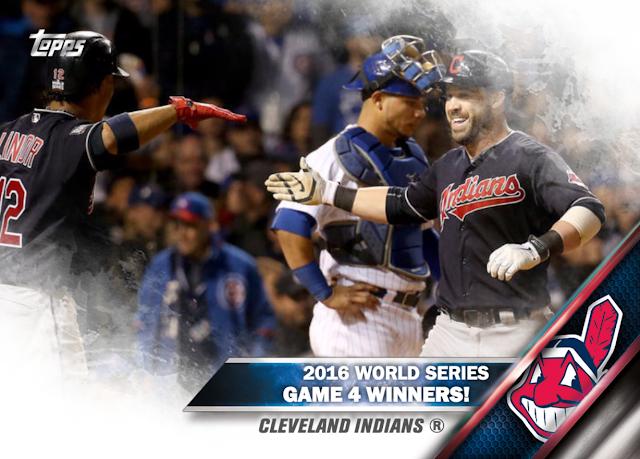 World Series – Game 4 Winners!