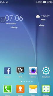 Theme Samsung Lenovo A7000