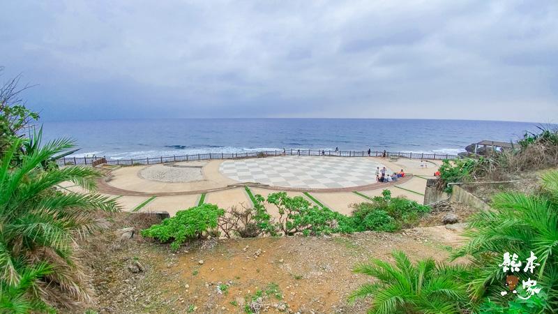 小琉球杉福生態廊道|舊砲陣地|觀夕陽、綠蠵龜、海蝕地景秘境