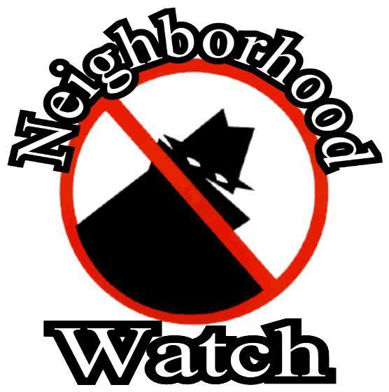 clip art neighborhood watch - photo #1