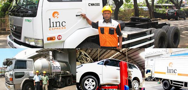 Lowongan Kerja PT. Bahana Prestasi - Linc Express