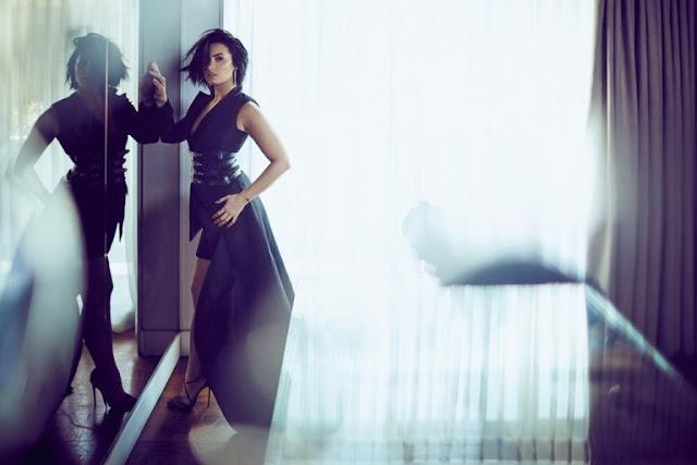 Demi Lovato afirma que pensó que moriría antes de los 21 años.