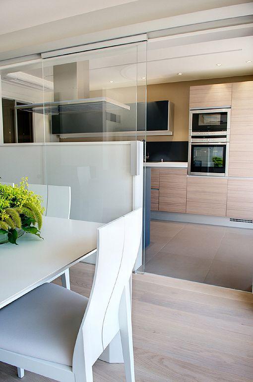 Hogar diez sal n comedor y cocina en el mismo espacio - Salon comedor cocina mismo espacio ...