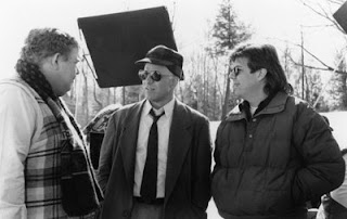 filming Planes Trains Automobiles Martin Candy Hughes