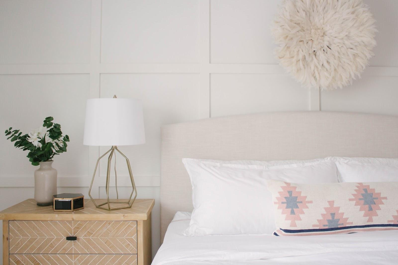 Master Bedroom Refresh With Homesense