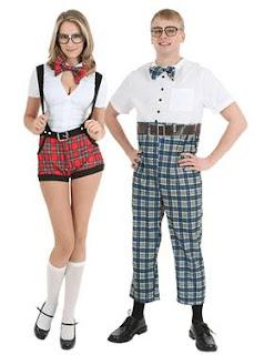 NERDS halloween costumes