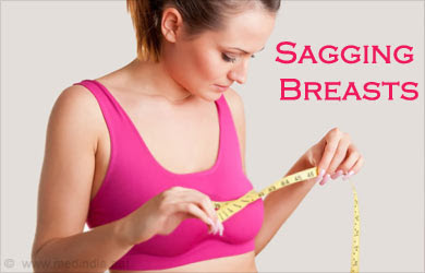 6 Sure Ways To Avoid Sagging of the Breasts