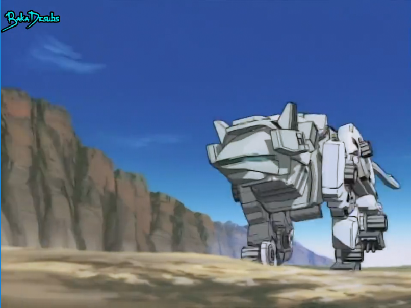 Streaming Anime Zoids Chaotic Century Sub Indo Episode 51