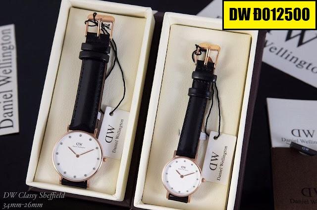 Đồng hồ dây da DW Đ012500