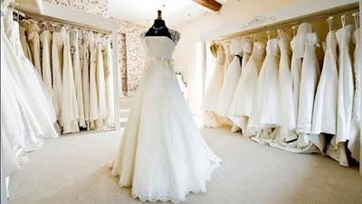 Tips sewa baju pengantin muslimah