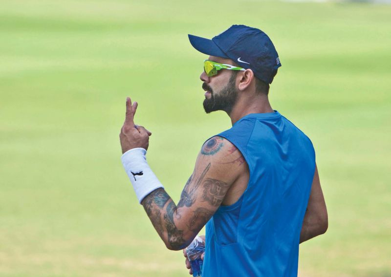 Cricketers With Tattoos Beauty And Trends
