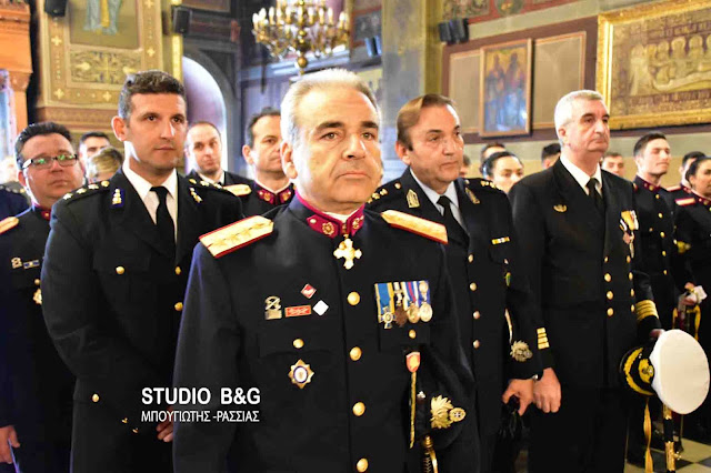 Στο Ναύπλιο τίμησαν την Ημέρα των Ενόπλων Δυνάμεων