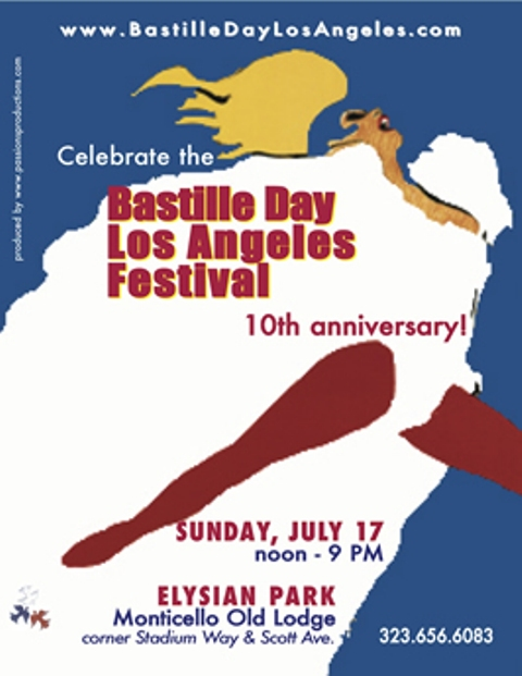 BASTILLE DAY at the Southland's Best French Festival ...