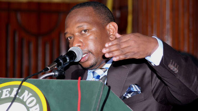 Fan Massacres English On Sonko's Timeline With No Shame