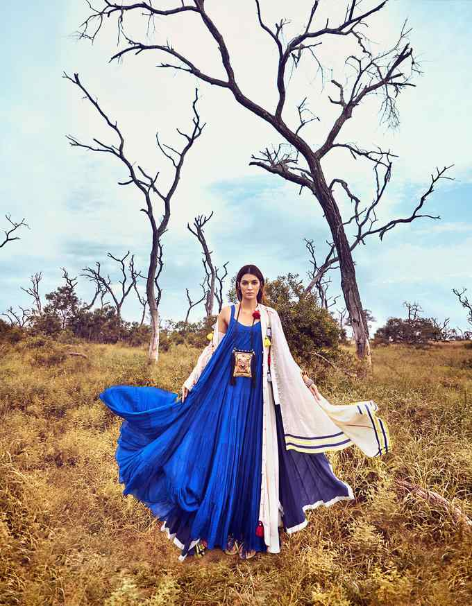 Kriti Sanon In Vogue India April 2017 Photoshoot