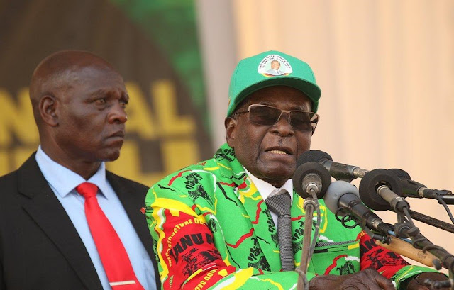 Zimbabwe-crisis:-U.S.-wants-Mugabe-out,-calls-for-'new-era'