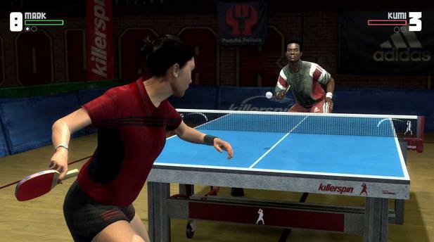 Teknik Dasar Tenis Meja Lengkap Beserta Gambarnya