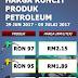Harga minyak turun lagi