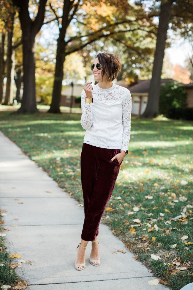 Holiday Outfit Ideas from One Little Momma