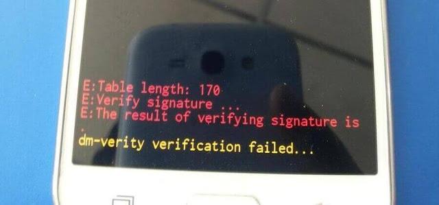 SM-N920C Fix DRK / DM Verity | Easy Firmware