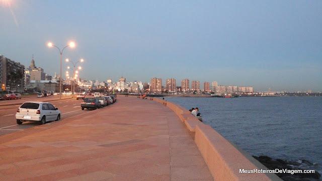 Rambla Francia - Montevidéu, Uruguai
