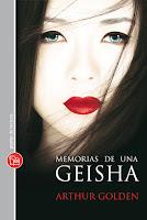 Resultado de imagen para memorias de una geisha portada