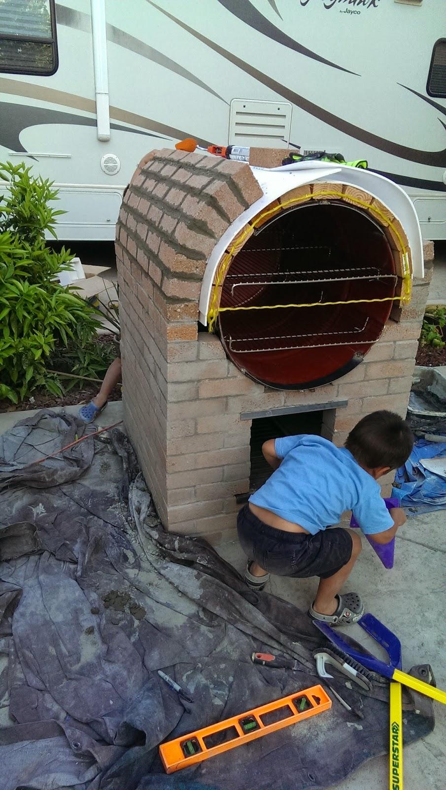 Makermonkey The Pizza Oven