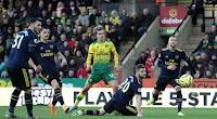 آرسنال يكتفي بالتعادل الاجابي امام فريق نوريتش سيت في الجولة 14 من الدوري الانجليزي