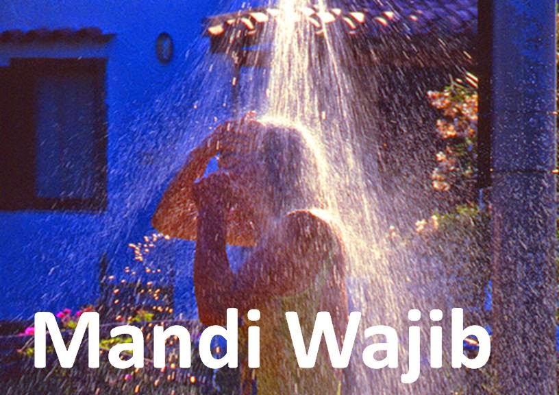 mandi wajib menurut islam
