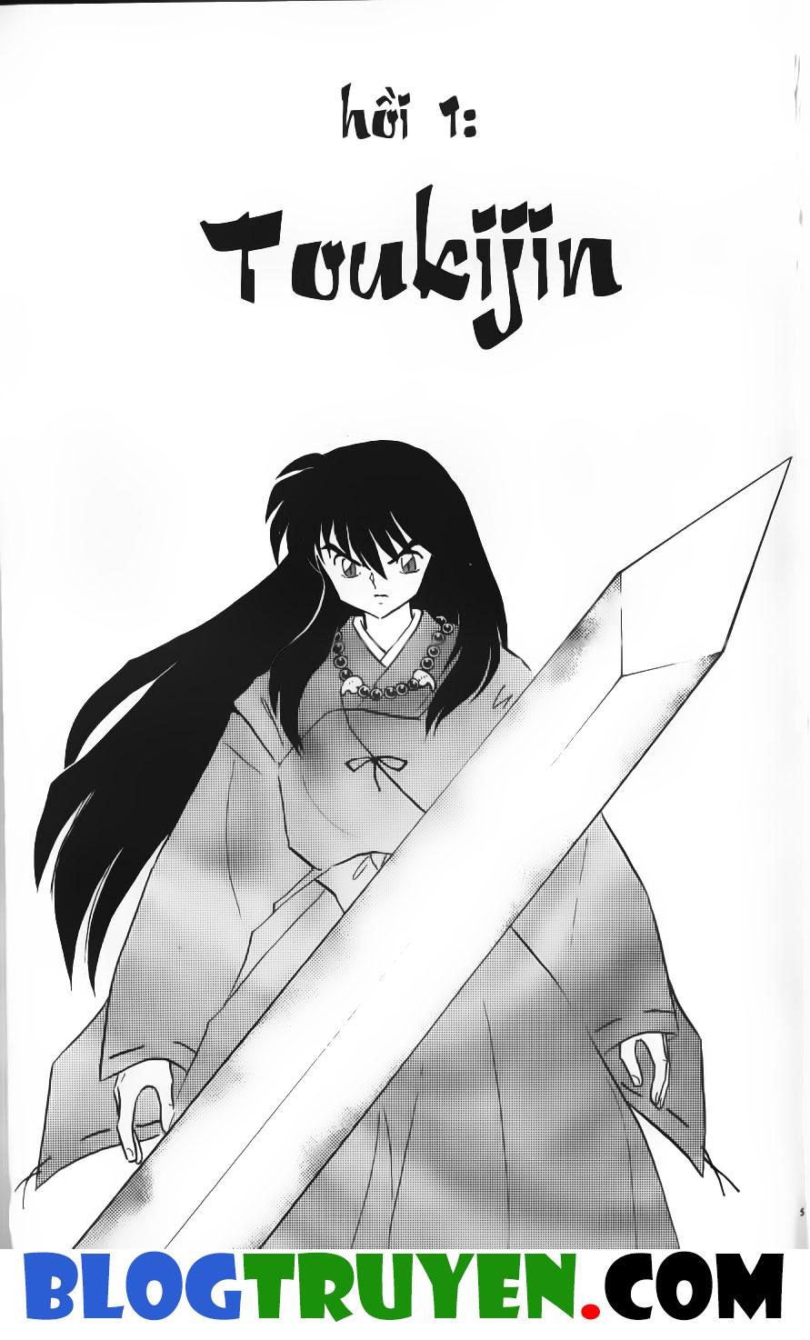 Inuyasha vol 17.1 trang 4