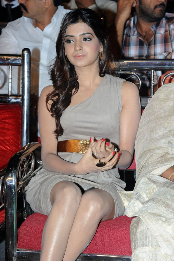 Tollywood Actress Photo Gallery: Samantha Hot Stills @ Lux ...