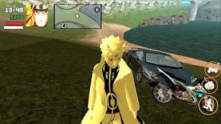 Modpack Naruto GTA SA Update Terbaru