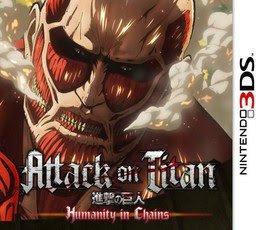 Attack on Titan: Humanity in Chains Cover