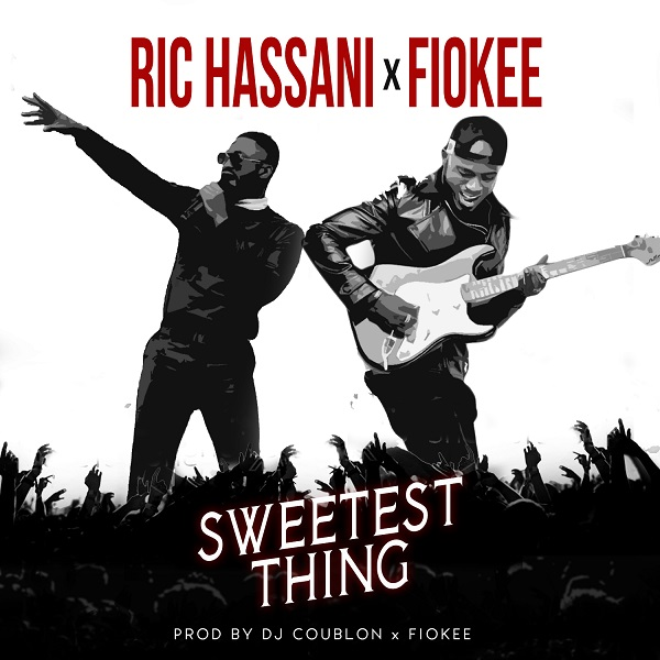 MUSIC : Ric Hassani - Sweetest thing ft. Fiokee