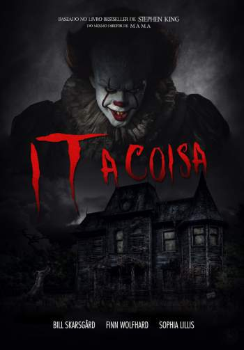 It: A Coisa Torrent - BluRay 720p/1080p Dual Áudio