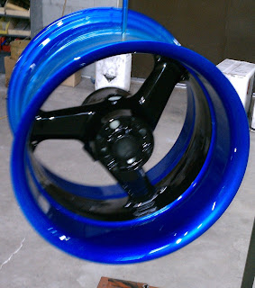Fno Powder Coat Motorcycle