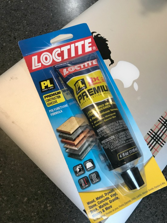 loctite mirror adhesive instructions