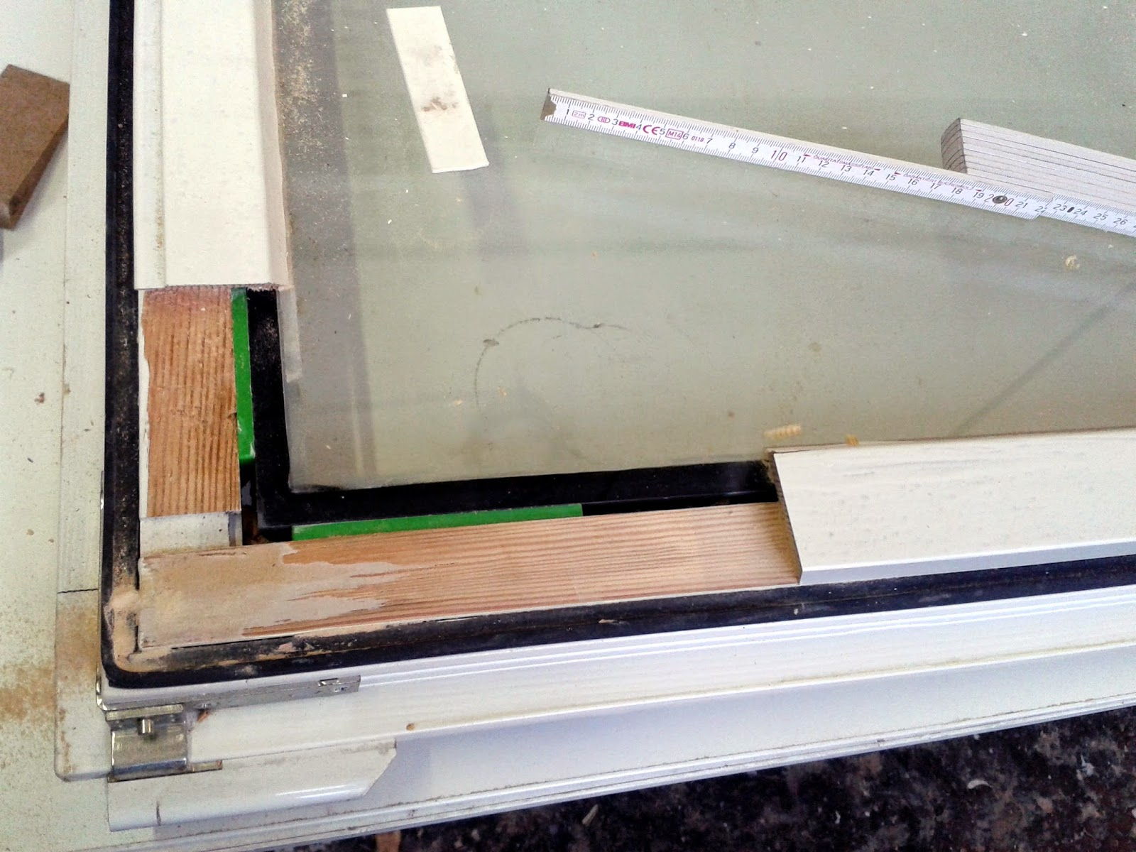 Selber machen!!: Morsche Holzfenster reparieren
