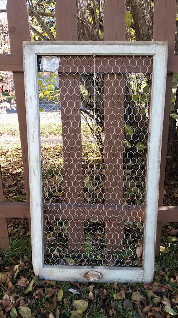 Northwoods Attic Chicken Wire Frames With Cork