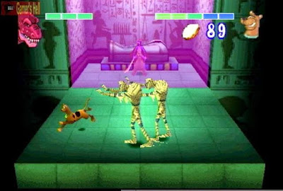 Download Game Scooby Doo PS1